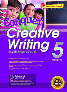 Conquer Creative Writing Workbook 5