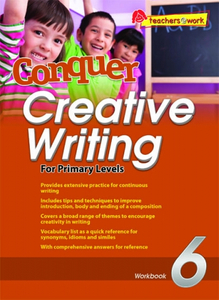 Conquer Creative Writing Workbook 6