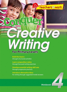 Conquer Creative Writing Workbook 4