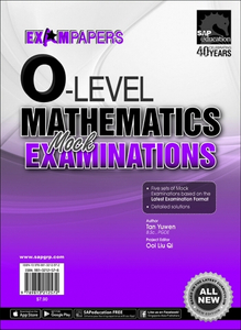O-Level Mathematics Mock Examinations