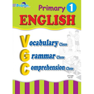Pr 1 Eng Vocabulary, Grammar, Comprehension Cloze