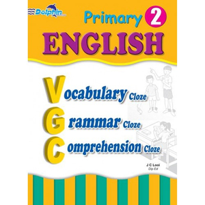 Pr 2 Eng Vocabulary, Grammar, Comprehension Cloze