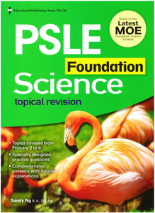 PSLE Foundation Science Topical Revision