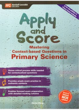 Apply and Score Mastering Context-based Questions in Primary Science