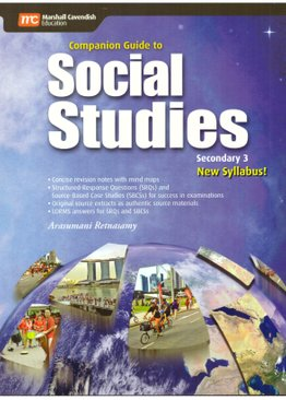 Companion Guide to Social Studies 3