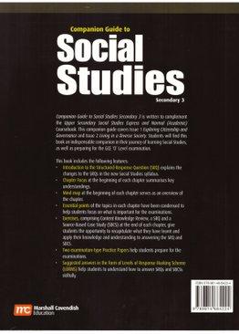Companion Guide to Social Studies 3