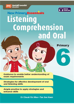 New Primary Essentials Listening Comprehension and Oral P6