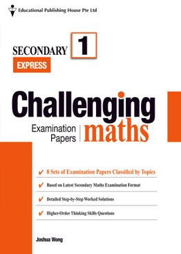 Challenging Maths Examination Papers  1E