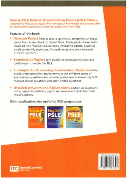 Science PSLE Revision and Examination Papers (4E)