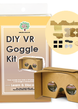 STEM Learn & Discover Play N Learn VR Goggle Kit