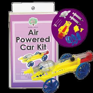Learn & Discover Air Powered Car