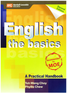 English The Basics-A Practical Handbook