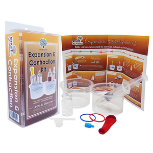 Learn & Discover Expansion & Contraction Kit