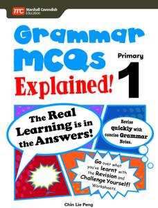 Grammar MCQs Explained! P1
