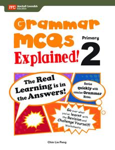 Grammar MCQs Explained! P2