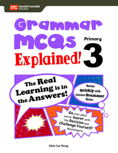 Grammar MCQs Explained! P3
