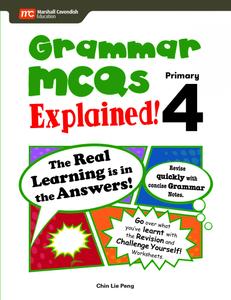 Grammar MCQs Explained! P4
