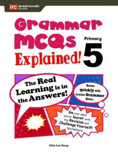 Grammar MCQs Explained! P5
