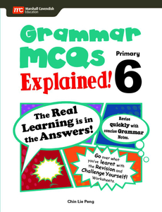 Grammar MCQs Explained! P6