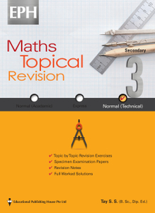 Maths Topical Revision 3NT