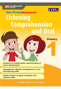 New Primary Essentials Listening Comprehension and Oral P1