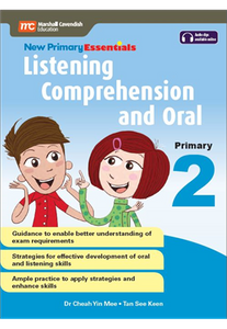 New Primary Essentials Listening Comprehension and Oral P2