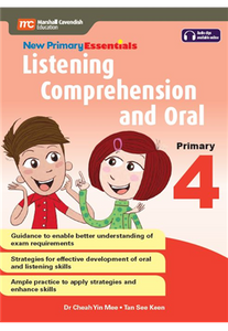 New Primary Essentials Listening Comprehension and Oral P4