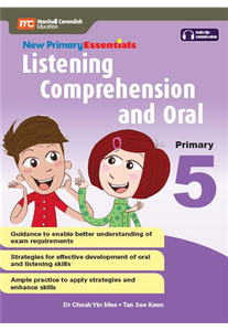 New Primary Essentials Listening Comprehension and Oral P5