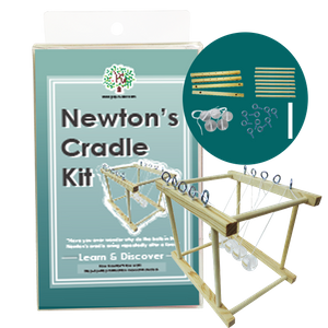 Play N Learn Newtons Cradle