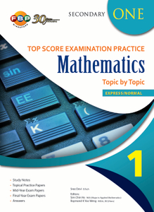 Maths Top Score Examination Practice Topic by Topic S1