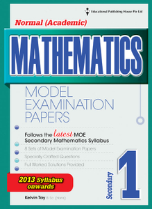 Maths Model Exam Papers 1NA