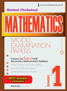 Maths Model Exam Papers 1NT