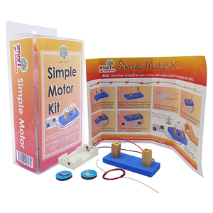 Learn & Discover Simple Motor Kit