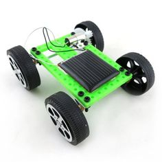 Learn & Discover Solar Car Kit