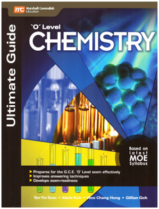 Ultimate Guide to 'O' Level Chemistry