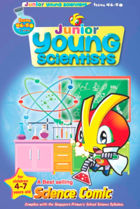 Junior Young Scientists Pack # 10