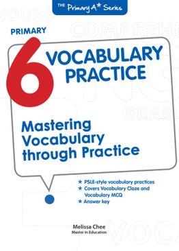 Complete Vocabulary Practices P6