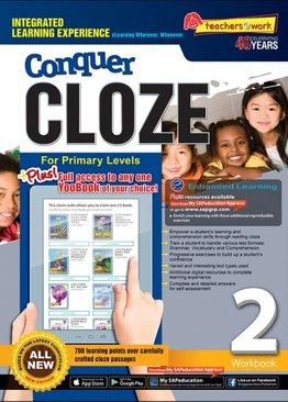 Conquer Cloze Workbook 2