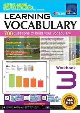 Learning Vocabulary Workbook 3