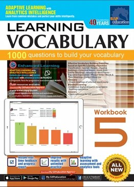 Learning Vocabulary Workbook 5