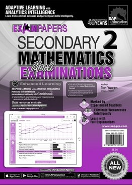 Secondary 2 Mathematics Mock Examinations