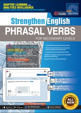 Strengthen English Phrasal Verbs For Secondary Levels