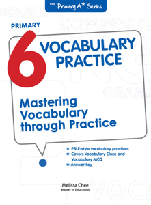 Complete Vocabulary Practices P6