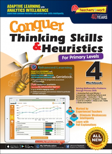 Conquer Thinking Skills & Heuristics for Primary Levels 4