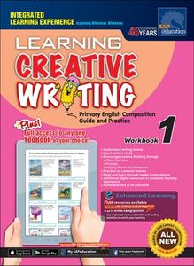 Learning Creative Writing Workbook 1
