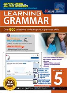 Learning Grammar Workbook 5