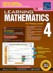 Learning Mathematics Book 4