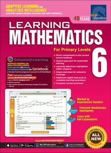 Learning Mathematics Book 6