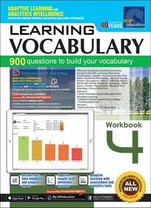Learning Vocabulary Workbook 4