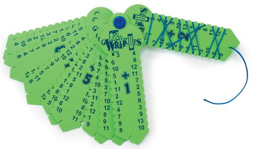 Play N Learn Maths Wrap Up Addition